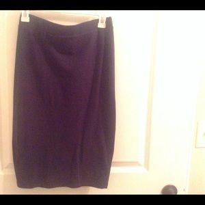 Dresses & Skirts - (3) pencil skirt bundle.teal,navy,royal